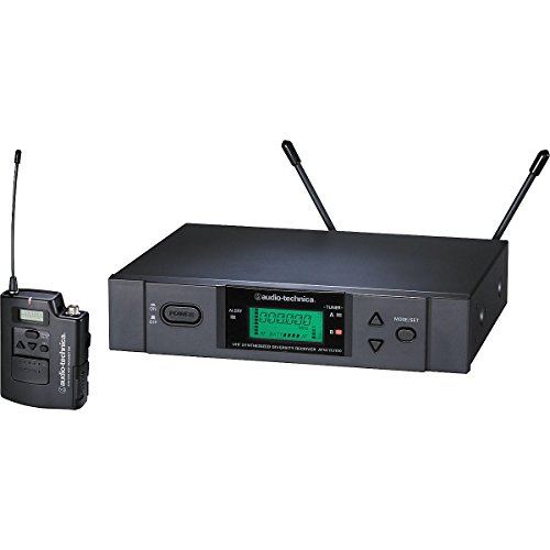Audio Technica Atw 3110B Uhf Wireless System