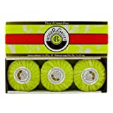 Fleur D'Osmanthus by Roger & Gallet Soap set 3 x 100g
