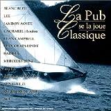 echange, troc Artistes Divers - La Pub se la joue classique vol 1