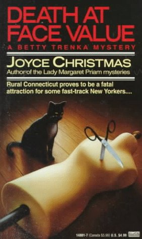 Death at Face Value (Betty Trenka Mystery), Joyce Christmas