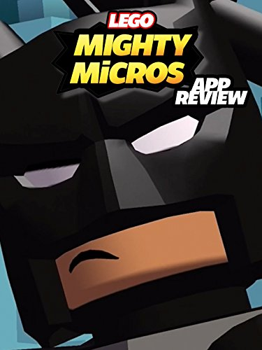 Review: Lego Mighty Micros App Review on Amazon Prime Video UK