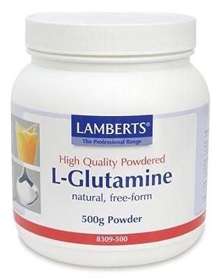 Lamberts L-Glutamine 500g