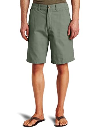 Amazon.com: Savane Mens Big Side Elastic Canvas Cargo