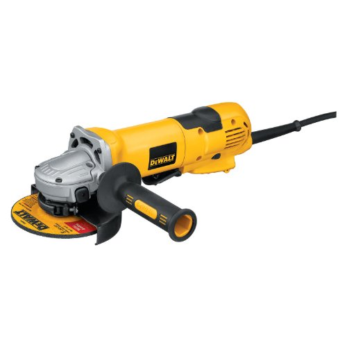 Big Save! DEWALT D28114 4-1/2-Inch/5-Inch High-Performance Angle Grinder