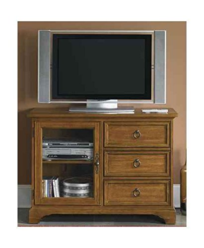 "Beacon 64"" TV Stand Finish: Oak"