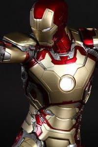 【パワー・ポーズ】 『アイアンマン3』 1/6スケール限定可動フィギュア アイアンマン・マーク42