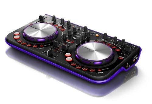 Sale!! Pioneer DDJ Series DDJ-WeGO VIO Digital DJ Controller, Violet