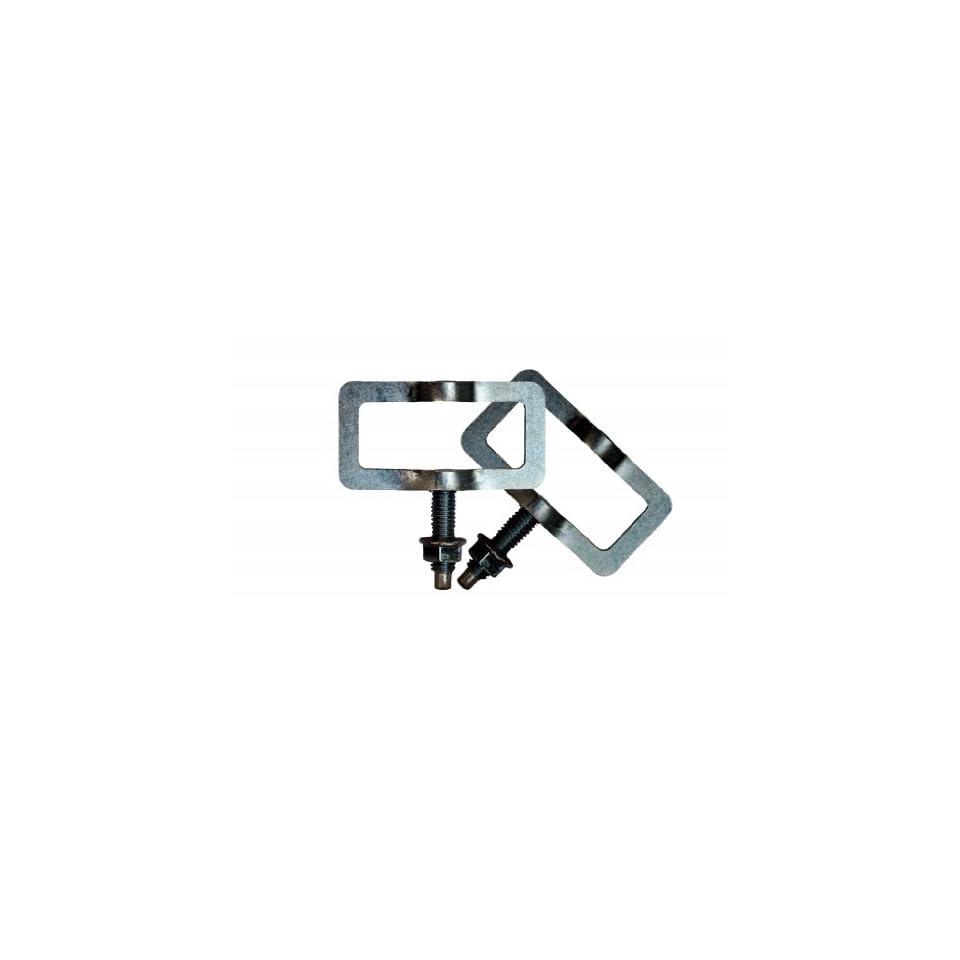 Exhaust stud clamp kit for v trucks on popscreen