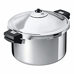 Kuhn Rikon 12-Quart Duromatic Stockpot Pressure Cooker