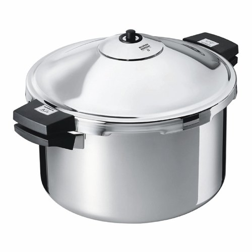 Kuhn Rikon Duromatic Family Style Pressure Cooker Stockpot 8 Quart (Thermal Pressure Cooker compare prices)