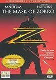 The Mask Of Zorro packshot