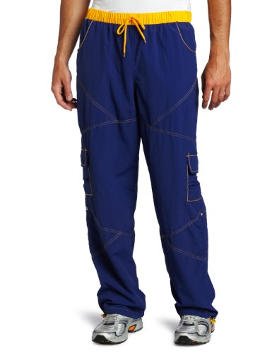 Zumba Fitness Men's Fusion Cargo Pants, Blue, X-Large