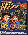 Math Missions Grades 3rd-5th With Card Game Old Version from Nova Development