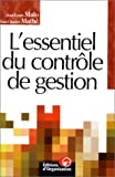 img - for L'essentiel du contr le de gestion book / textbook / text book
