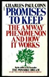 img - for Promises to keep: The Amway phenomenon and how it works book / textbook / text book