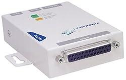 Lantronix Uds-10 Device Server DB25 Port RJ45 Port For Enet 110 Vac Pwr Sup