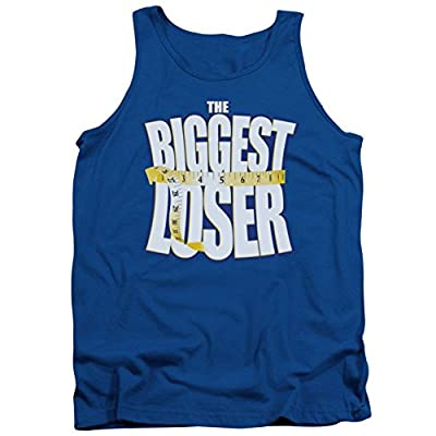 The Biggest Loser Logo Tape Tank Top