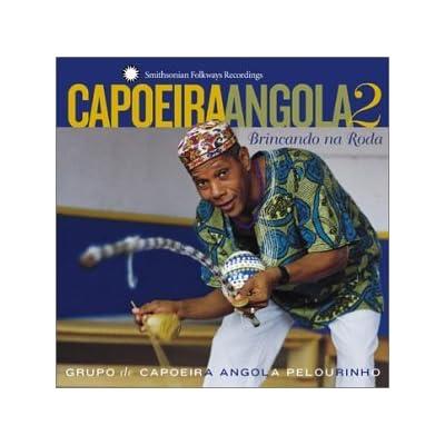 Capoeira Angola, Vol. 2 - Brincandoo Na Roda