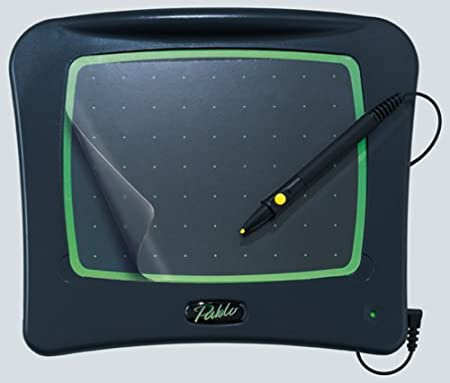 Pablo 6x8 Graphics Tablet:  Internet Edition