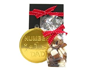 Christmas Gift Box - Number 1 Dad