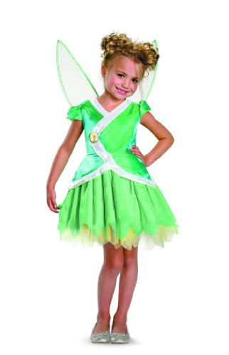 Disguise Disney Secret Of The Wings Tinker Bell Classic Costume