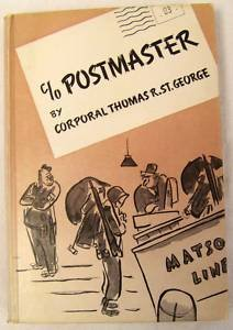 Image for c/o Postmaster (U.S. Army life in Australia in WWII)
