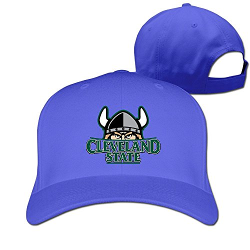 BUUMY Cleveland State University Vikings Unisex Casual White Snapback (Vikings Season 1 Episode 4 compare prices)