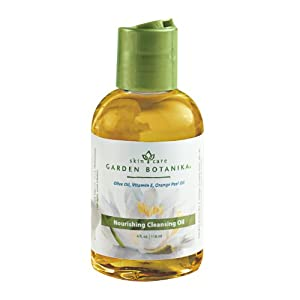 Garden Botanika Nourishing Cleansing Oil, 4 Fluid Ounce by Garden Botanika