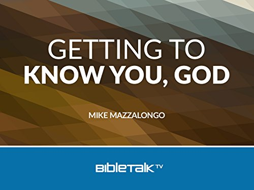 Getting to Know You, God - Season 1