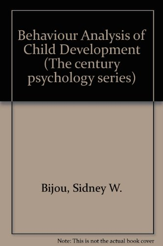 an analysis of the child psychology in the science Successful completion of the bachelor of arts in psychology degree by itself does not  psy 104 child & adolescent  bachelor of arts in applied behavioral science.
