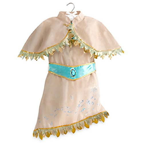 Disney - Pocahontas 2015 Style Costume for Girls - Size 5/6 - NEW