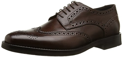 Florsheim - Brando, Stringate da uomo, marrone (brown calf), 41