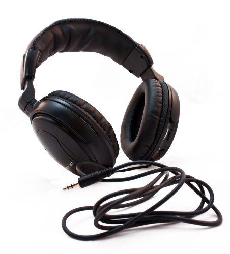 Mutant Mig-Nc102 Noise Canceling Headphones, Black