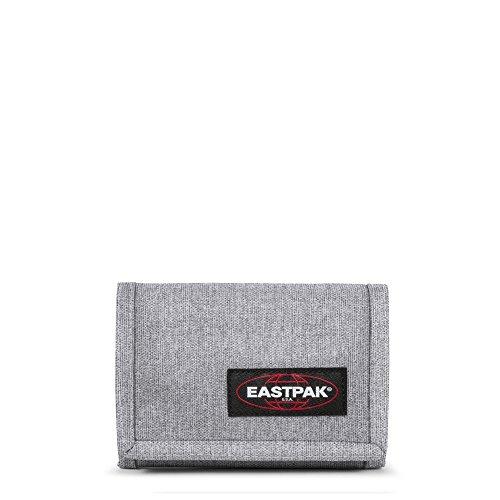 EASTPAK - Portafoglio, 6 9.5 x 12.8, Grigio (sunday grey), 9,5 x 12,8 cm