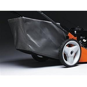 Husqvarna rear bagger