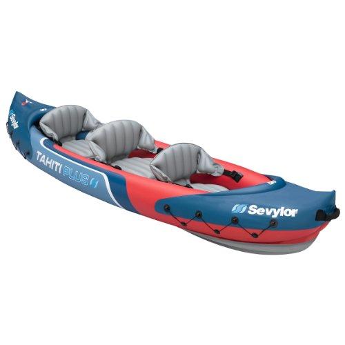Sevylor Tahiti Plus Kayak (2 + 1 person)