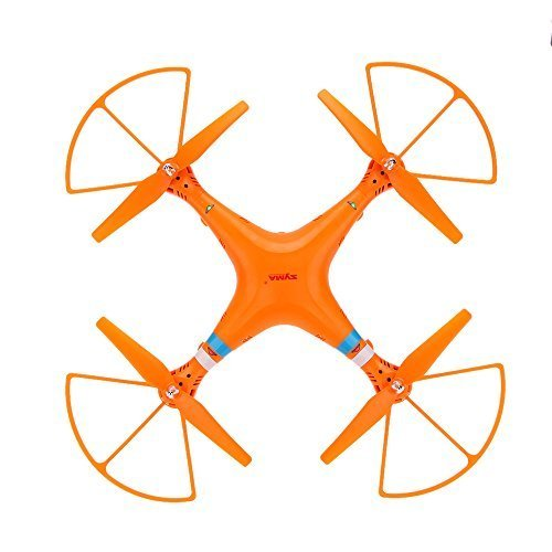 SYMA-X8C-24G-4CH-6-Axis-Gyro-RC-Quadcopter-RTF-Drone-with-20MP-HD-Camera-Speed-Mode-Headless-Mode-and-3D-Eversion