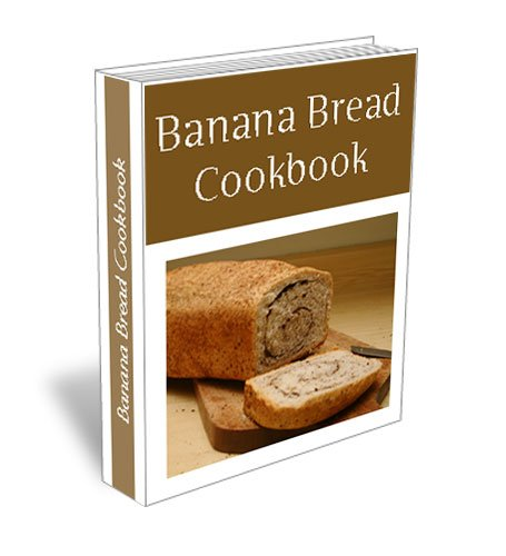 Easy Banana Bread Recipes. Basic, Low Fat, Healthy, Moist, Nut Bread Recipe Cookbook and more.