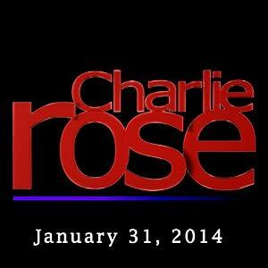 Charlie Rose: Paul Allen and Peter Brook, January 31, 2014 Radio/TV Program