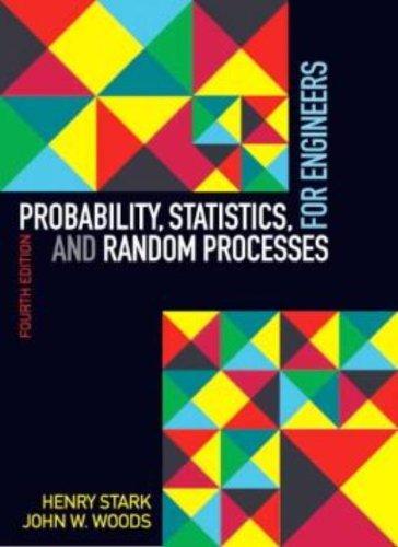 Probability, Statistics, and Random Processes for...