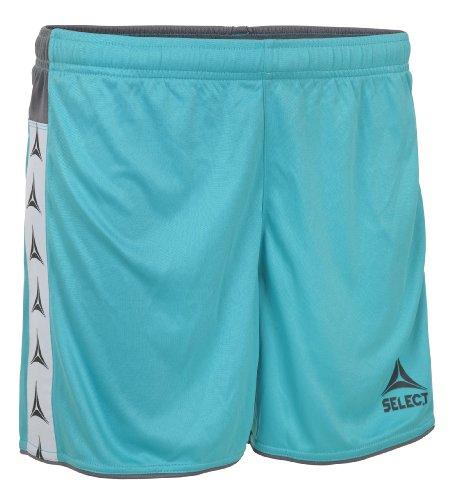 Select, Pantaloni corti Donna Ultimate, Turchese (Turquoise), xl
