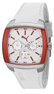 Puma PU102722001 GT White Coral Watch