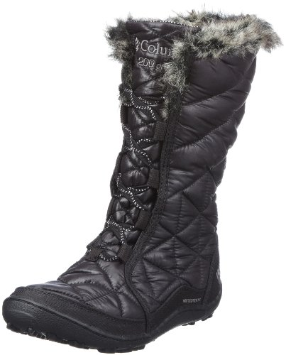 Elegant  Albina W10702 Black New Women Sheepskin Winter Snow Boots Shoes  EBay