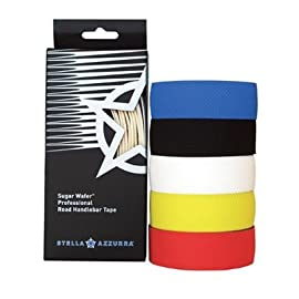 Stella Azzurra Sugar Wafer Road Bicycle Handlebar Tape