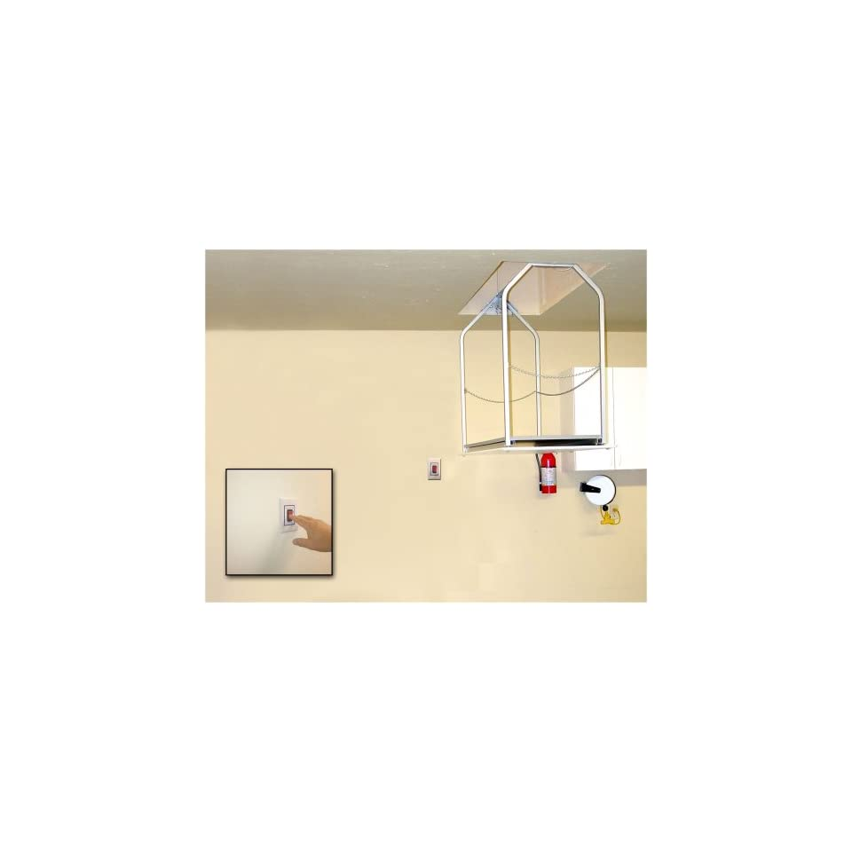 Versalift 32 Mhx Ultimate Attic Lift Include 2 Wall Versa
