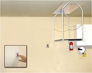 Amazon Com Versalift 32 Mhx Ultimate Attic Lift Include 2