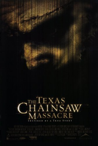 "Il Texas Chainsaw Massacre 27,94 43,18 cm x (11""), 28 x 17 x 44 cm, motivo: Film Poster"