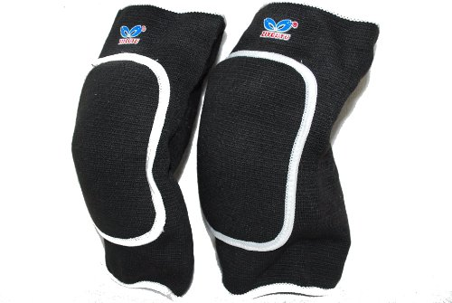 Soft knee pads and soft knee protector / knee pad / Kneepads/ニープロテクター / light weight soft (M (equivalent to mens S-M))