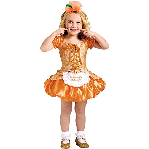 Pumpkin Pie Cutie Toddler Costume