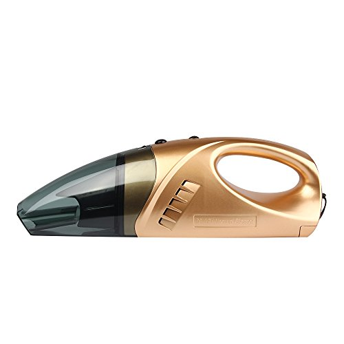 For Sale! Meyoung Car Cigarette Lighter Powered Handheld Potable Vacuum Cleaner 2 in 1 Dry and Wet W...